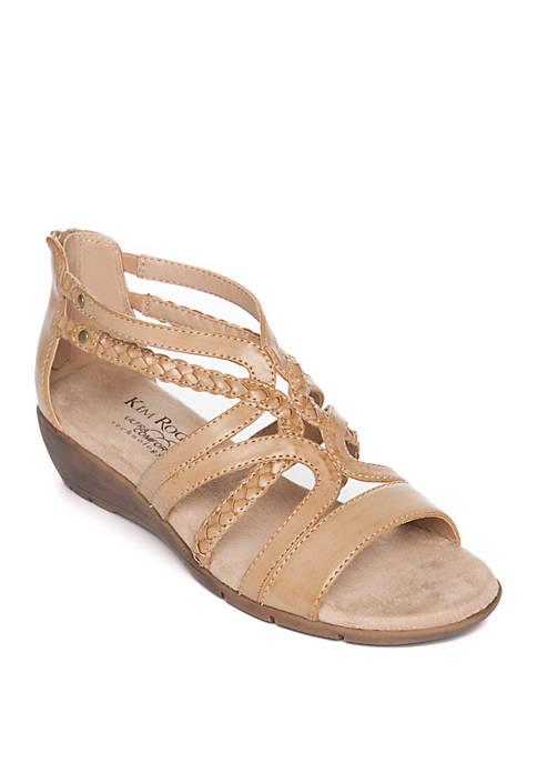 Kim Rogers® Ferry Sandals
