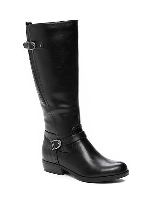 Jedda Riding Boots - Wide Calf