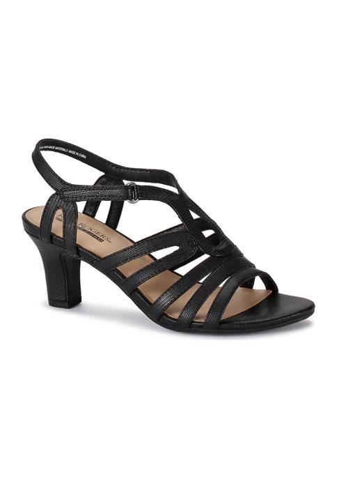 Kim Rogers® Salita Sandals