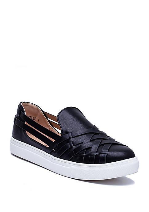 G.C. Shoes Dantelle Slip On Sneaker
