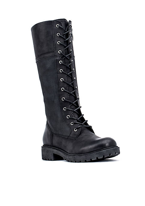 G.C. Shoes Fresh Tall Combat Boot