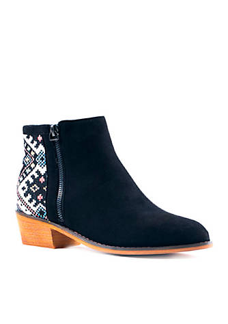 G.C. Shoes Hunter Flat Bootie WndXfWlYZr