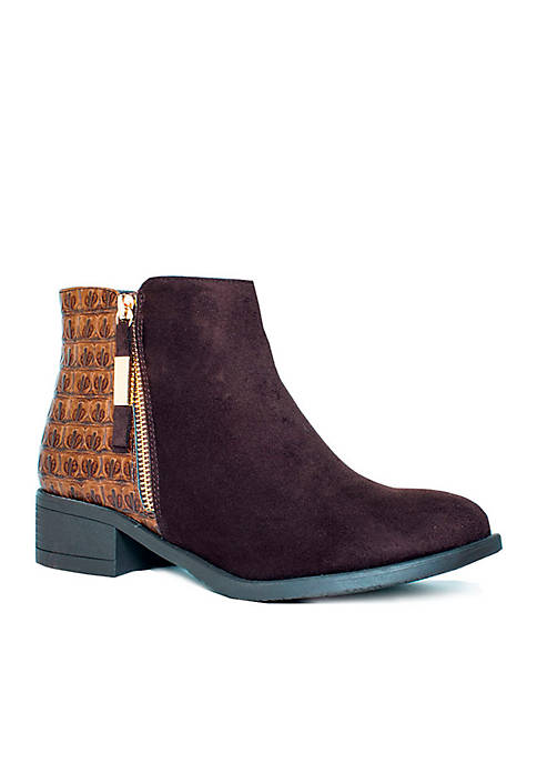 G.C. Shoes Leonie Flat Booties