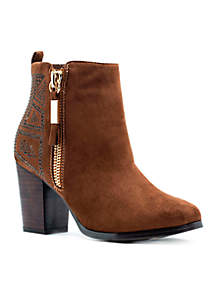 Lucas Heeled Ankle Boot