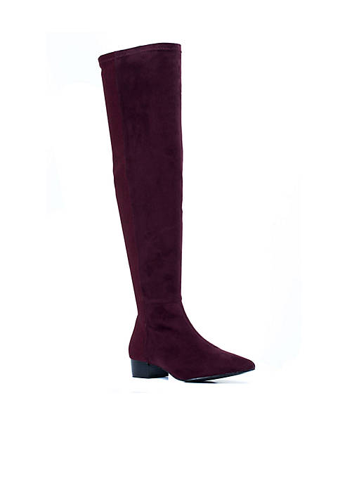Morgan 50/50 Over the Knee Boot