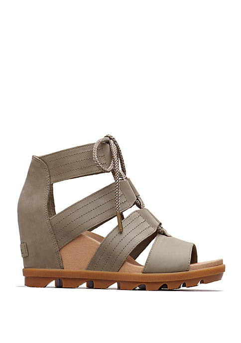 Joanie Lace Up Sandals