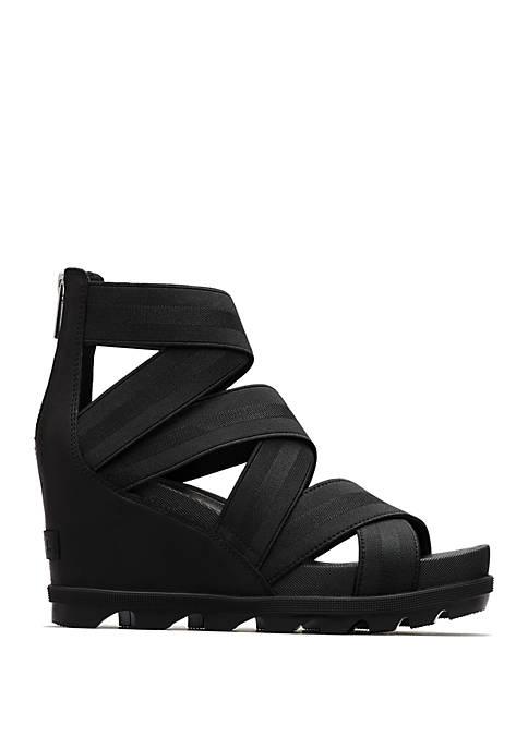 Joanie II Strappy Wedge Sandals