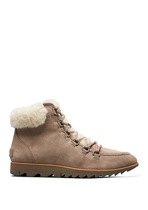 Harlow Lace Cozy Boots