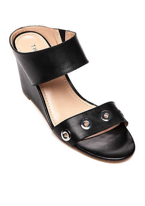 THE LIMITED Becky Memory Foam Wedge Sandal