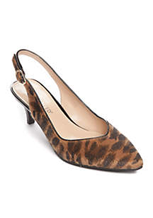 Manana Leopard Heel
