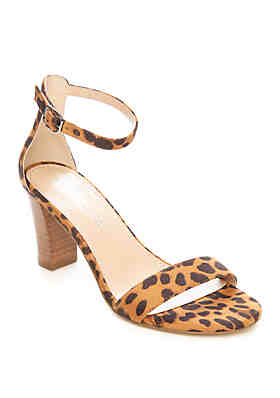 a0febfe1c THE LIMITED Leopard Quinta Sandals ...