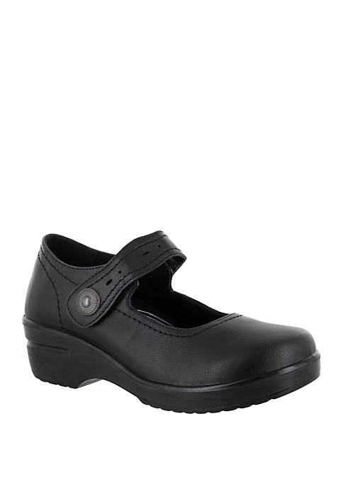 Letsee Slip Resistant Mary Jane Shoes