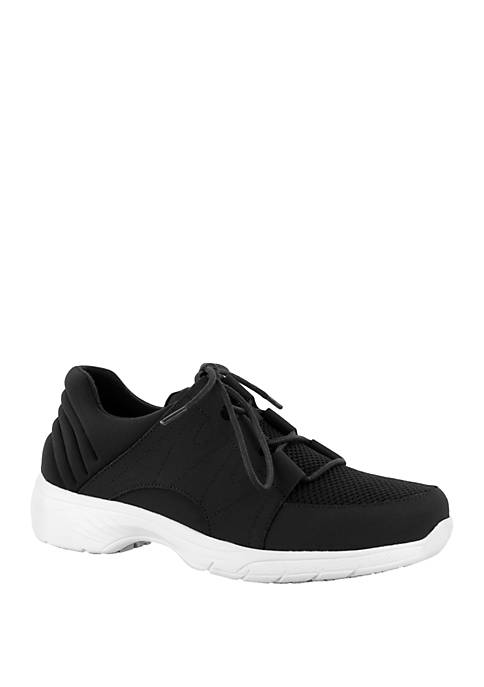 Pepper Slip Resistant Work Oxford Shoes