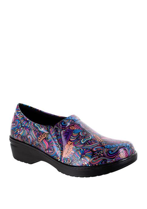 Tiffany Slip Resistant Clogs