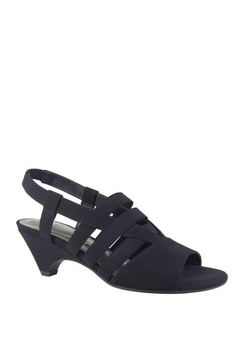 Impo Ezri Stretch Sandals