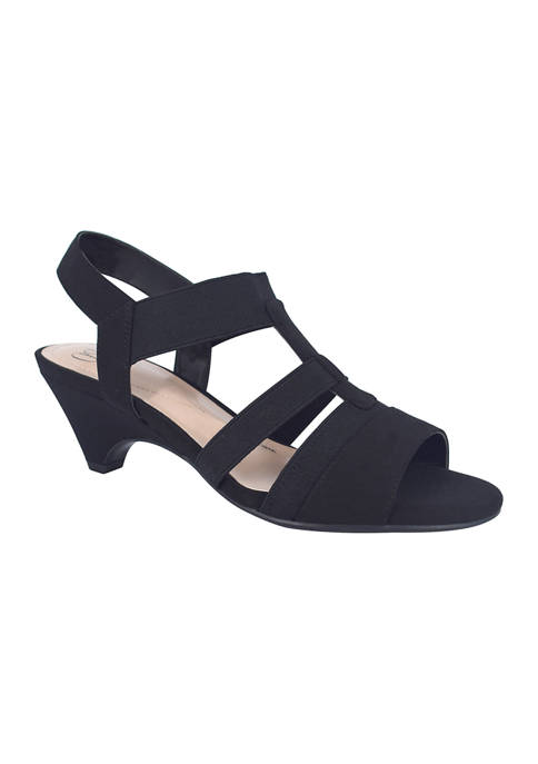 Impo Eshay Stretch Sandals with Memory Foam