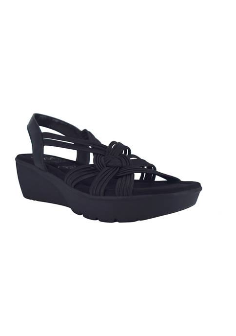 Impo Esselyn Stretch Sandals with Memory Foam