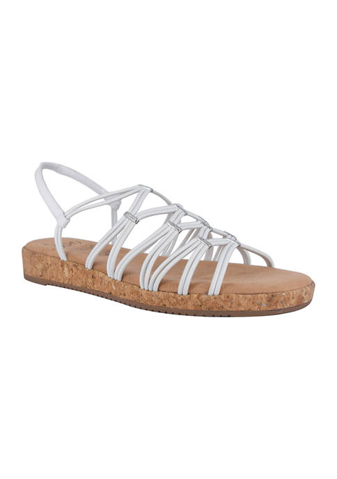Impo Bonnie Stretch Sandals with Memory Foam