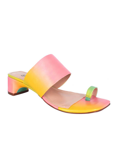 Impo Gionette Slides with Memory Foam