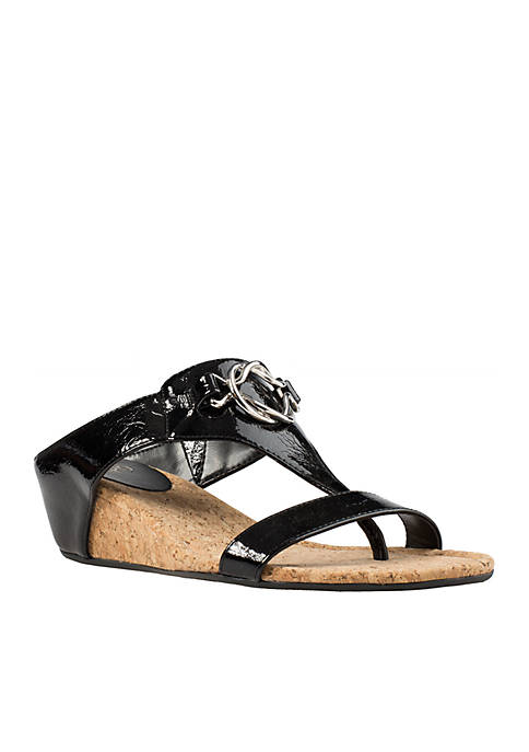 Impo Guevera Ornament Thong Sandal