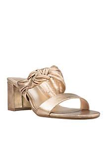 Nerida Block Heel Sandal