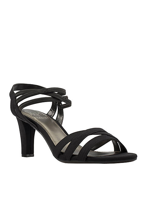 Impo Vanish Stretch Dress Heel Sandal