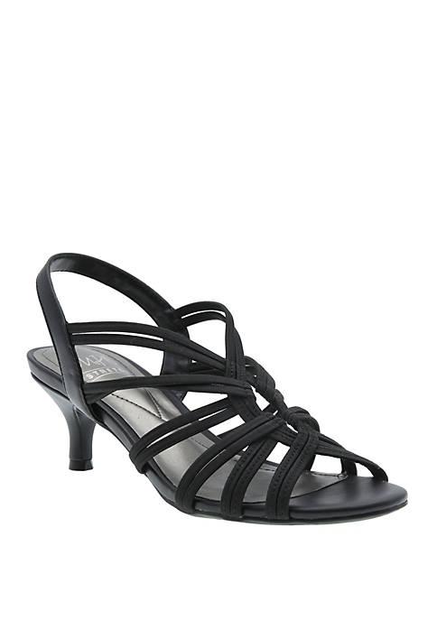Eileen Stretch Sandals