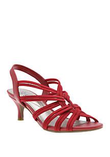 740cafdfd08b TRUE CRAFT Shaker Sandals · Impo Eileen Stretch Sandals