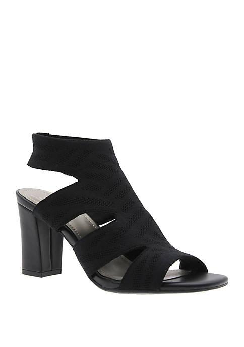 Violane Stretch Sling Sandals