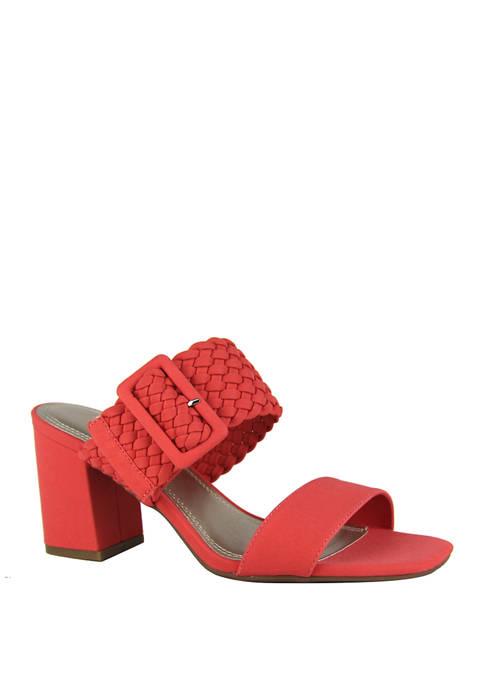 Impo Vlossom Block Sandals