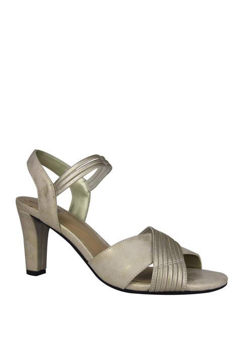 Vadame Stretch Dress Sandals