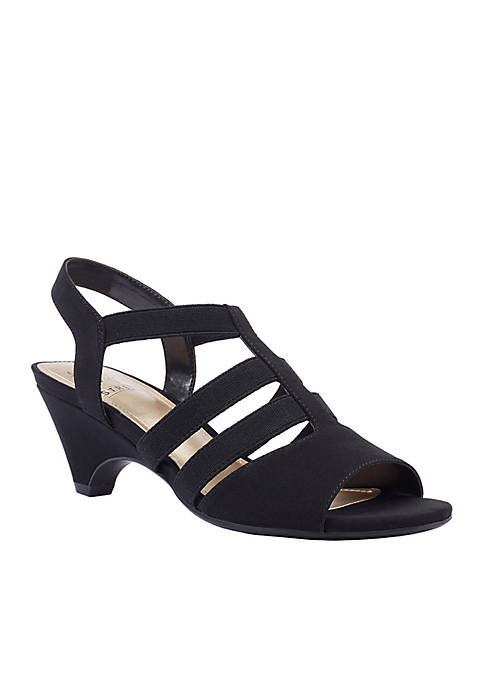 Estella Stretch Wedges