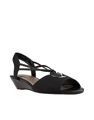 6797febf2c Impo Rosalba Stretch Wedge Sandal | belk