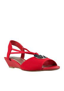 Rosalba Stretch Wedge Sandal