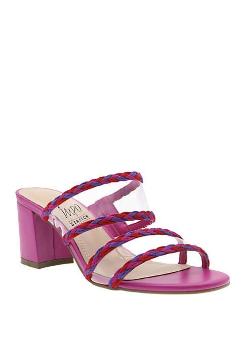 Impo Nelta Block Sandals