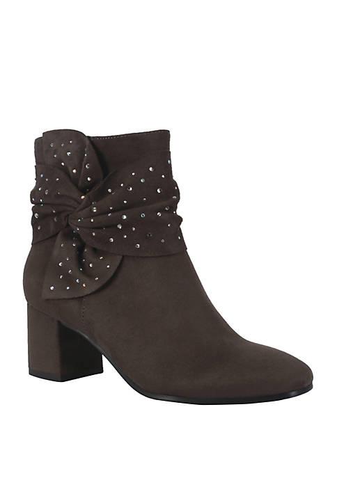 Impo Judith Sparkle Block Heel Boot
