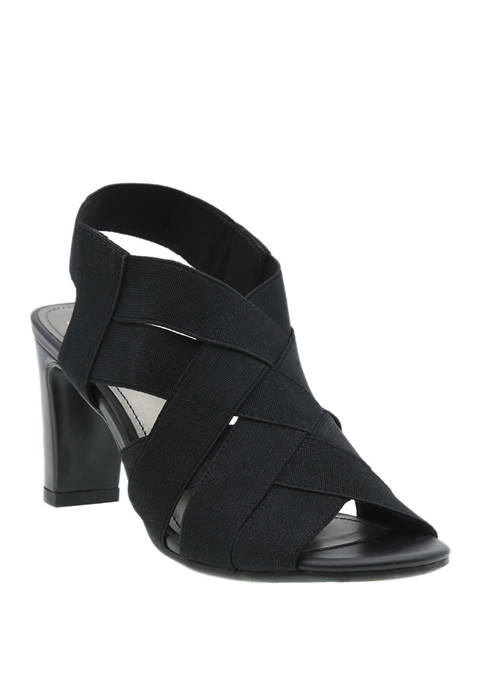 Impo Vestal Stretch Elastic Shoes