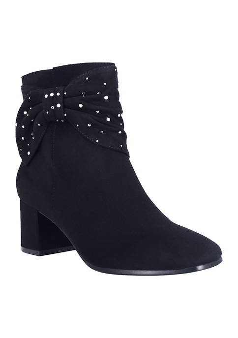 Jimica Stretch Booties