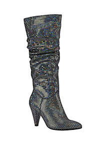 Theodora Stretch Slouch Boot