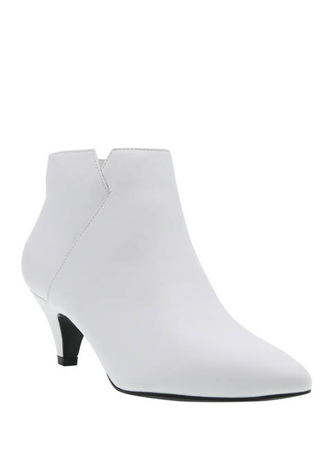 Ermani Stretch Ankle Booties