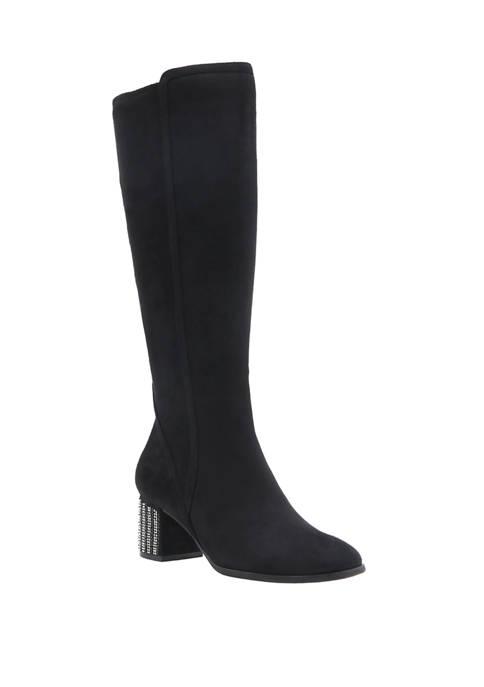 Impo Juliet Block Heel Boots