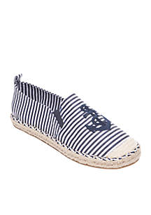 Skylar Embroidered Espadrille