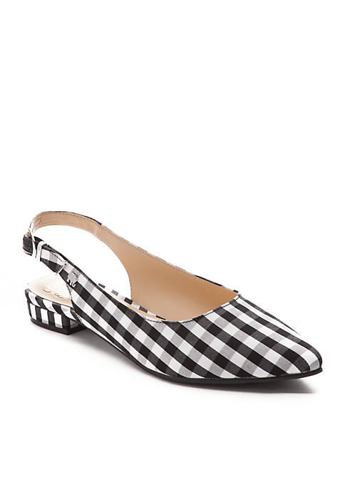 Crown & Ivy™ Morgan Slingback Heel