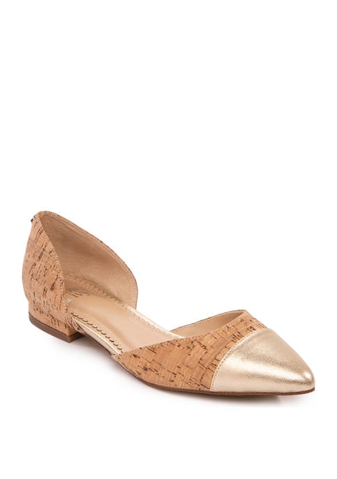 Crown & Ivy™ Melody Pointed Toe Flats