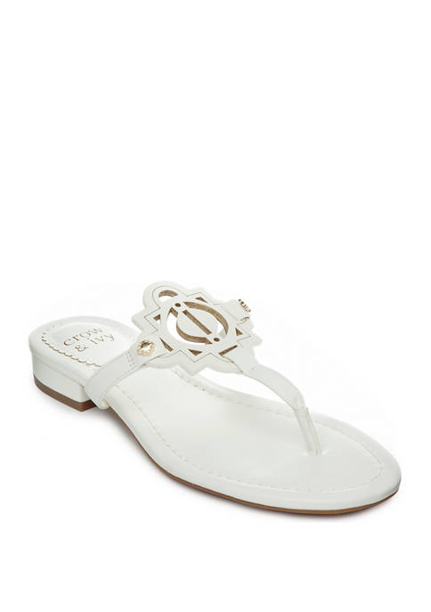Wylie Thong Sandals