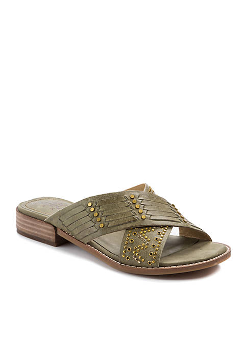 Sonya Slide Sandals