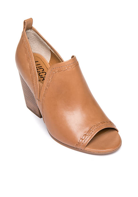 LUCCA LANE Anna Stacked Heel