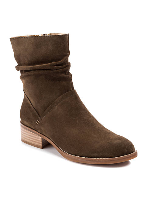 LUCCA LANE Donny Short Slouch Bootie