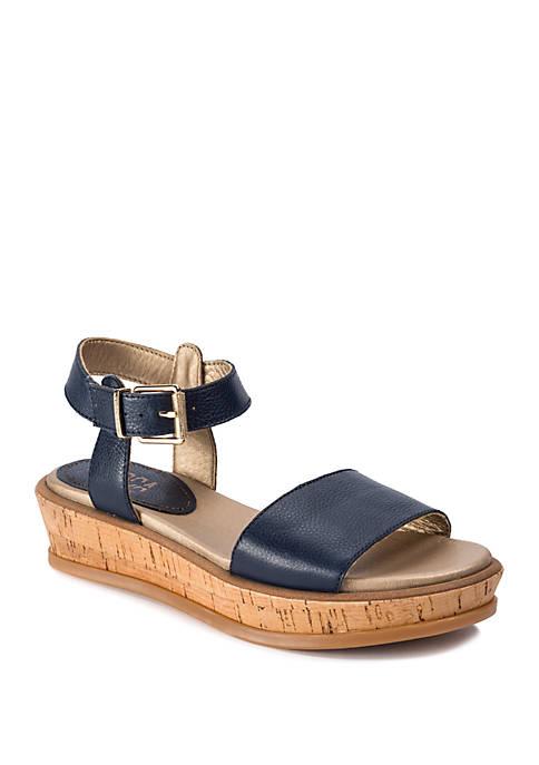 LUCCA LANE Kameron Platform Sandals