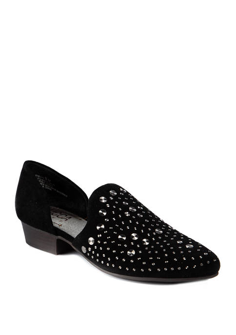 LUCCA LANE Kaelyn Pointed Toe Flats